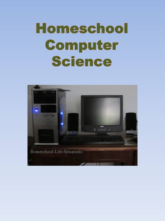 Homeschool Computer Science