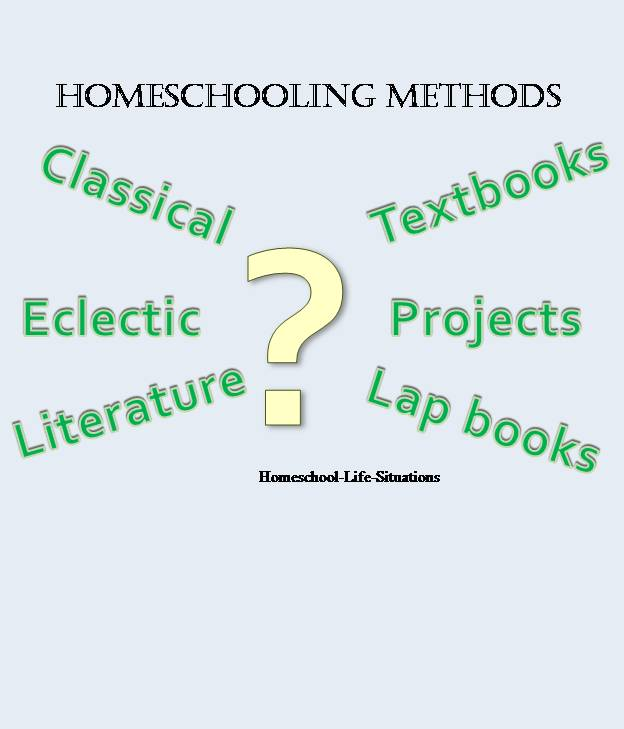 What homeschool method to use