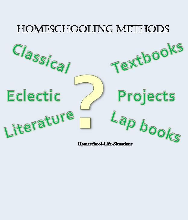 What homeschool method to use