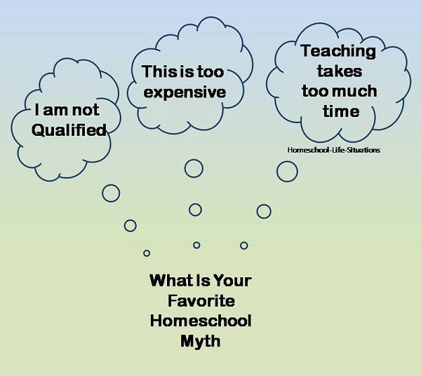 What is your favorite homescholing myth