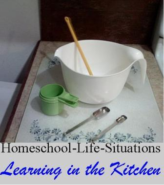 learning in the kitchen