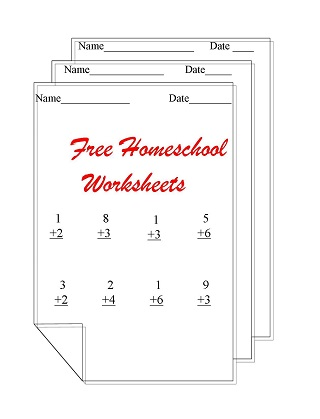 Printables Homeschool Worksheets Free free homeschooling worksheets worksheet