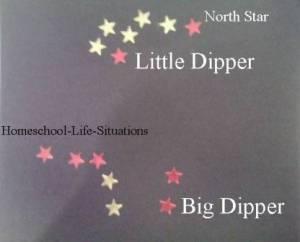 little dipper big dipper