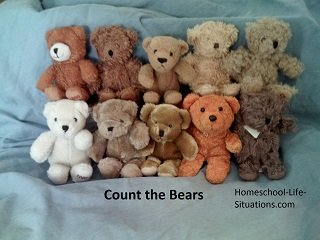 Count the bears