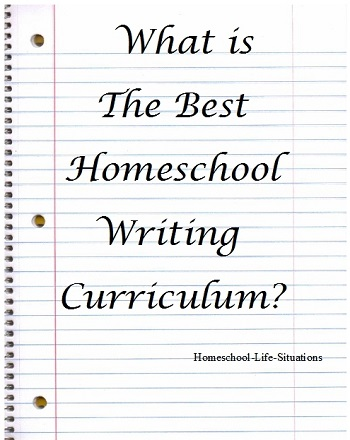 what is the best writing curriculum